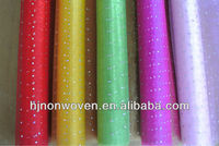 Colorful Organza for Flower wrapping/Wedding decor/Party decor......