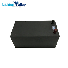 Lithium ion Battery for House Bank in a Yacht RV Marine 24V 200Ah LiFePO4 Battery
