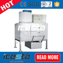 ICESTA CE approved Small Commercial Ice Flake Machine