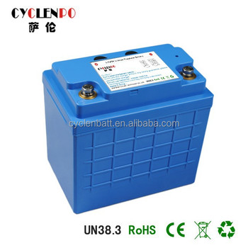 150ah rechargeable 75ah 60ah 40ah golf cart lithium ion100ah 12v lifepo4 engine starting solar energy storage car battery