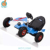 WDTL5388 2017 New Electric Ride On Cars With Double Battery Tractor Car Lights Wheel
