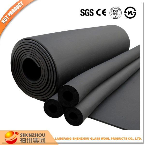 Shenzhou temperature range for application from -40 to 105 easy to be used shock resistance rubber roll