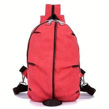 Bearky canvas bag factory OEM small mini canvas backpack