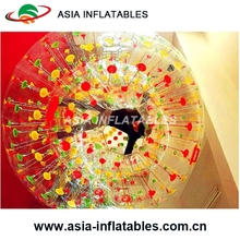 Shining Human Hamster Zorb Ball, zorbing ball equipment, New Inflatable Bubble Soccer Ball