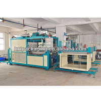 high speed full automatic vacuum forming machine