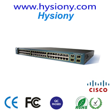 New Original CISCO Catalyst 3560G series WS-C3560G-48TS 48ports 10/100/1000 Workgroup Switches