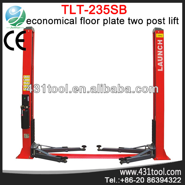 CE Original LAUNCH TLT235SB hydraulic car lift price wash