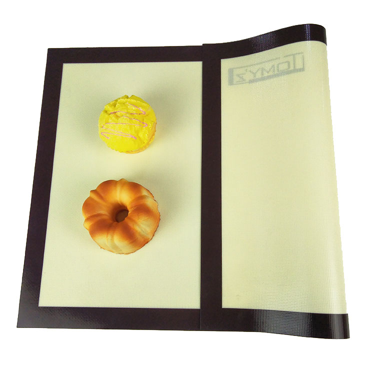 silicone coated food grade baking mat
