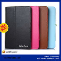 Best selling colorful 9 inch tablet universal leather case