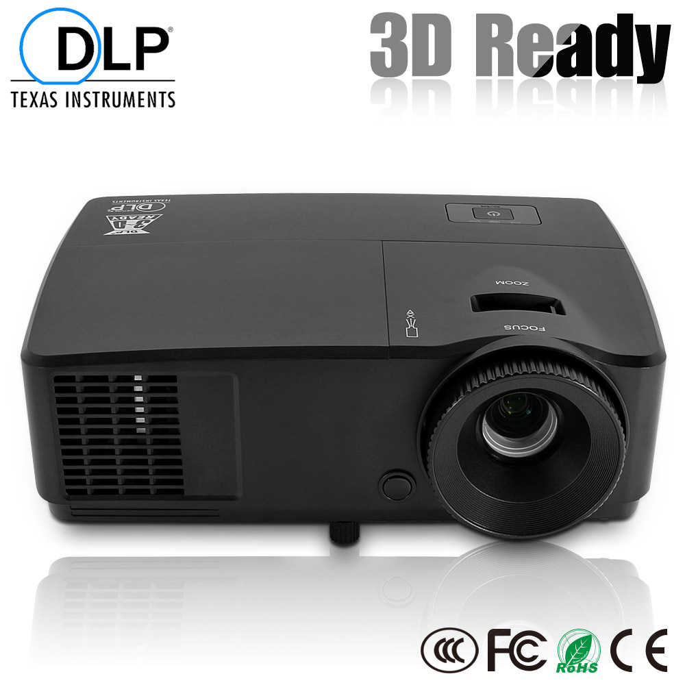 video projector 3600 lumen projector resolution 1920x1080 led 3d projector dlp