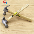 American Type Tool Claw Hammer With Wood Coated Handle
