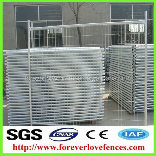 Hot sale welded steel wire Temporary Fence Panels