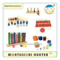 Montessori Mathematics Series, Wooden Toy