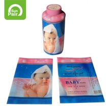 Pvc shrink label for baby product bottles