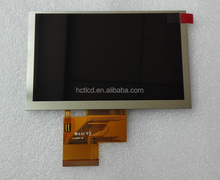 Innolux EJ050NA-01G 5 inch lcd screen with 800 x 480 resolution