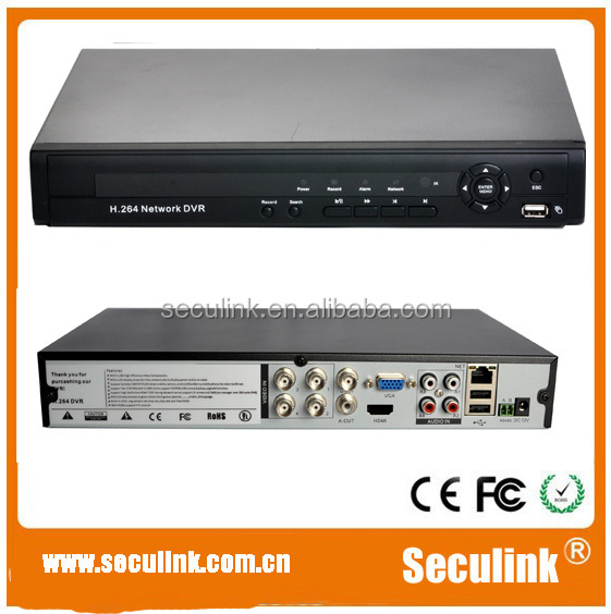 Seculink 4CH <strong>D1</strong> mini <strong>DVR</strong>,standalone <strong>dvr</strong> 4 channel (SA-5004V)