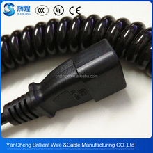 online shopping spiral spring cable OEM