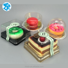 Beauty Cake Packaging box Container with lid High quality christmas cake gift box for wholesale