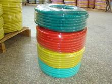 PVC reinforced heated garden water hose