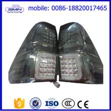 high quality 81550-0K260 81560-0K260 led taillamp tail lights for Toyota Hilux Revo 2016