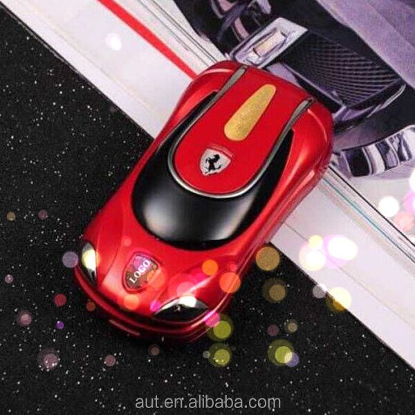1.44 inch mini size flip sport car mobile phone F9 with camera