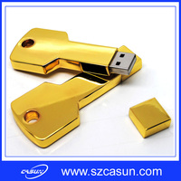 2016 New Gift USB Flash Disk 64GB Car Key Shape USB Flash Drive