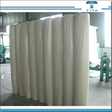 Water soluble paper,PVA embroidery backing dry laid nonwoven