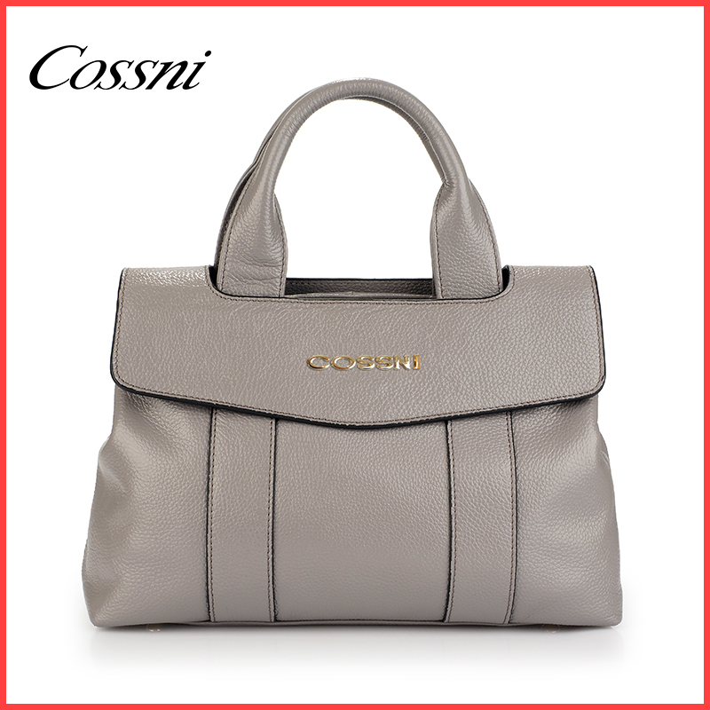 2016 new wholesale manufacturers selling designer fashion leather handbag bag leather handbag for women cossni B1084