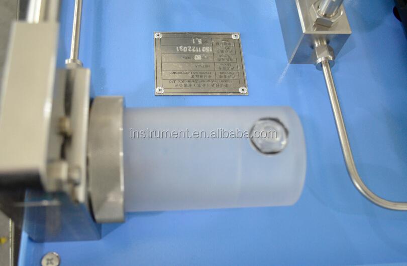 Oil For Measuring Instruments : Hs oil media supply pressure measuring instruments