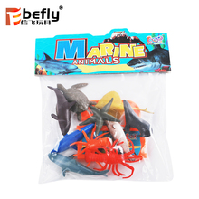 Oceans Pavilion giveaway toy plastic small animal figurines