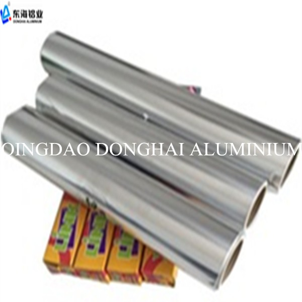 small aluminium foil roll for food freeze