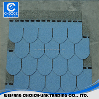 Factory asphalt roofing shingles prices for export