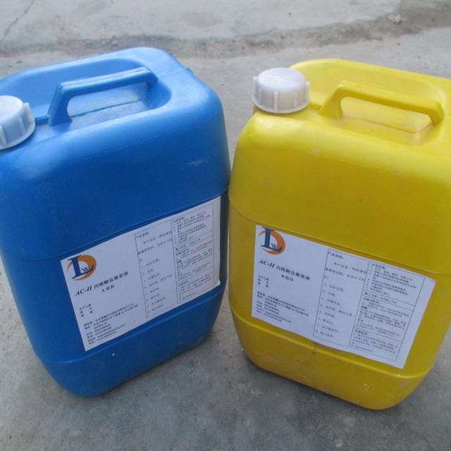 Two Component Acrylic Grout Liquid Waterproof Grouting For Tunnel And Channel