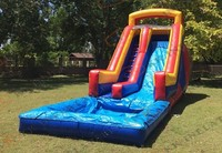 cheap Inflatable Water Slide price commercial inflatable swimming pool slides with CE/UL Blower