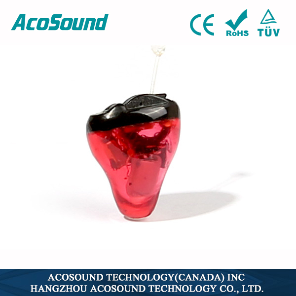 AcoSound 610 IF CIC Pefect Sound Quality Hearing Aids Best Selling Products