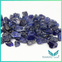 Bulk wholesale untreated sapphire gemstone natural rough blue sapphire price