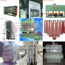 low price hot press machine/harga mesin hot press