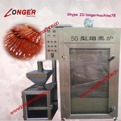 Beef and Pork Smoking Oven|Meat Smoking House/Furnace