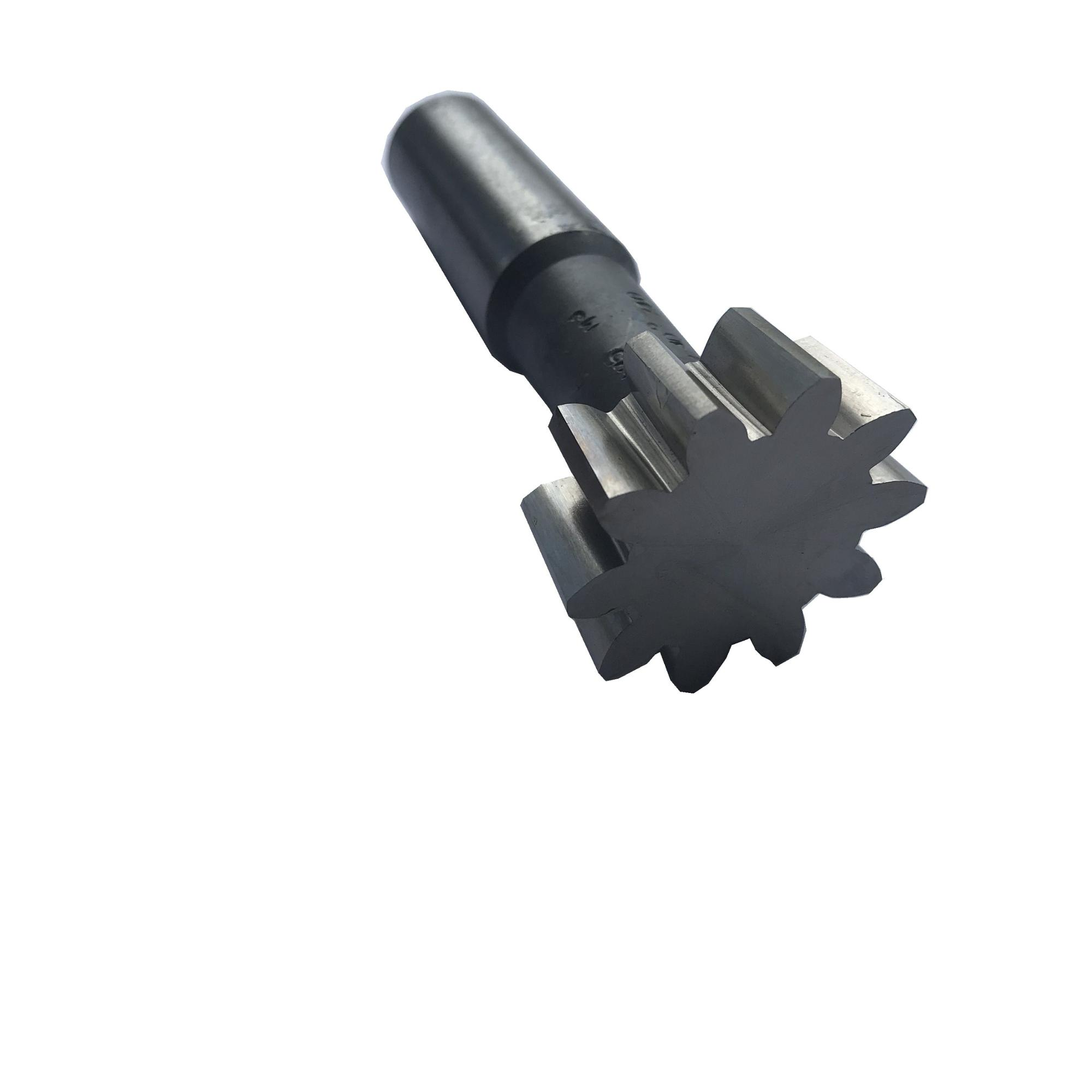 Standard or Non-standard worm gear straight tooth bevel gear