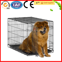 Powder Coated Steel Foldable Pet Cages For Sale Cheap(Dog, Cat, Rabbit, Hamster)