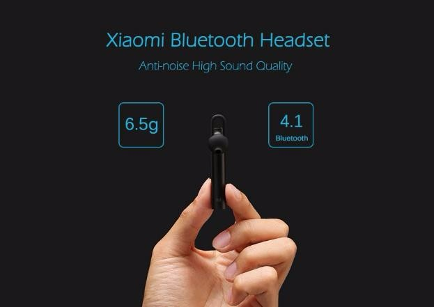 Newest Original Xiaomi Bluetooth Earphone earphones Hanging Wireless Bluetooth 4.1 Mi Bluetooth Earphones Build-in Mic Handfree
