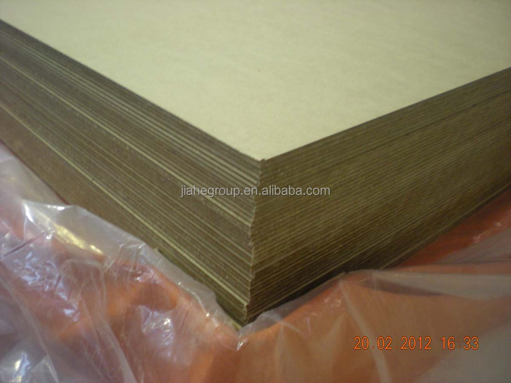 pre-compressed press board/transformer board/electrical insulation board for transformer