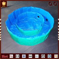 Newly product PVC foldable plastic pet bath tub for sale