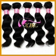 High temperature disfection Premiun virgin indian human hair