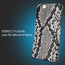 wp1042 Customized Colorful Snake Pattern Leather Mobile Case for Iphone 5