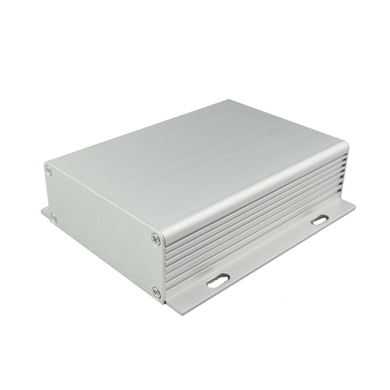 Amplifier enclosure Aluminium housing for <strong>electronics</strong>