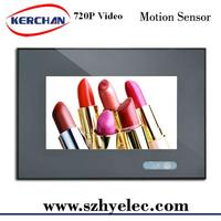 7'' usb flash drive with lcd display screen video card movie promotion displays