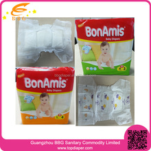 Super absorption name brand baby high quality diapers factory in china baby diapers cheap bulk