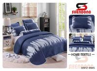 Wholesale Bedding Set jacquard bedding linen quilt cover set twin hors comforter set