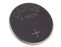 CR2025 coin 3V lithium battery